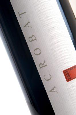 Acrobat Label No 2