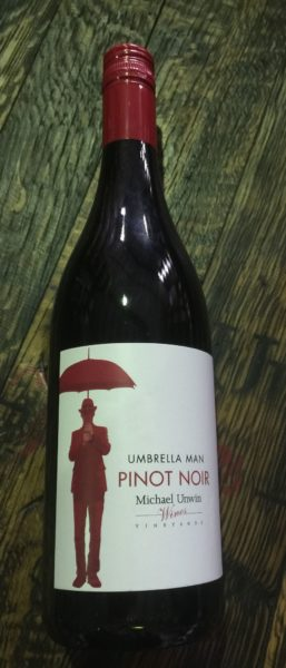 Umbrella Man Pinot Noir