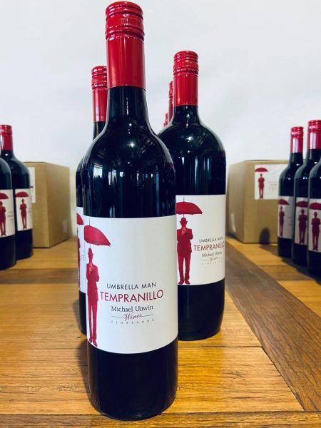 Umbrella man 2019 tempranillo