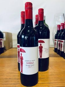 Umbrella Man 2017 Shiraz